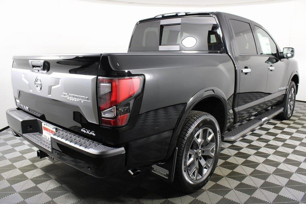 2021 Nissan Titan 4x4, Pickup #D525883 - photo 1