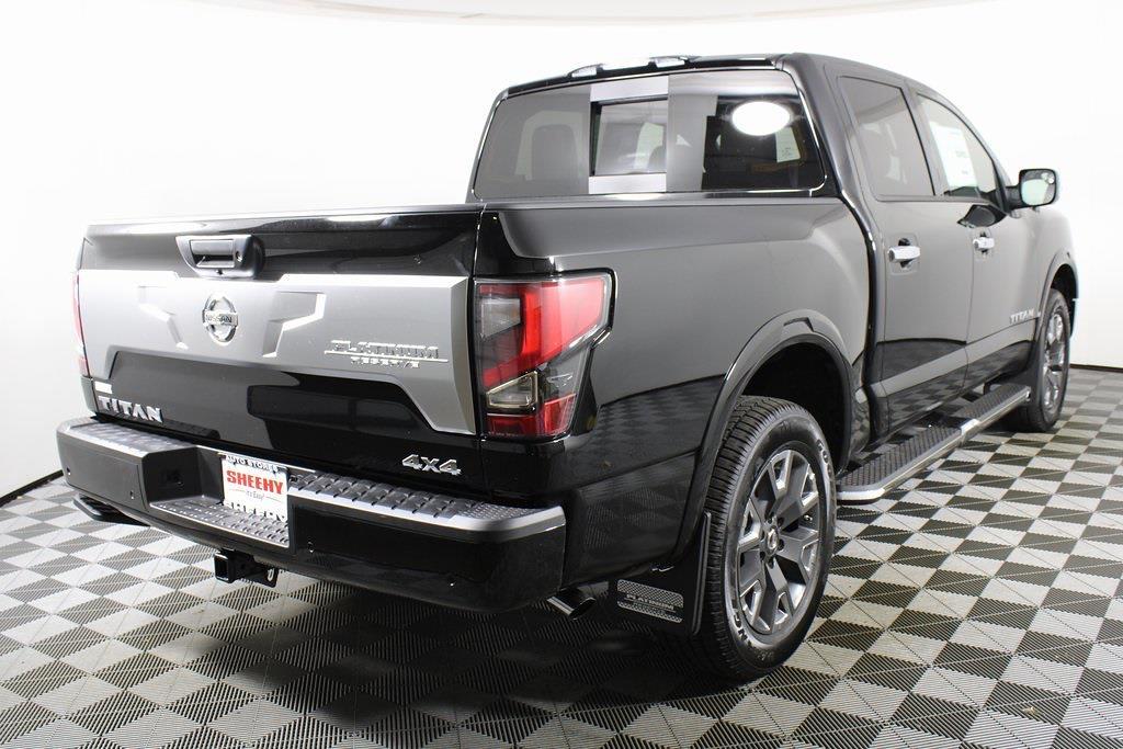 2021 Nissan Titan 4x4, Pickup #D526591 - photo 1