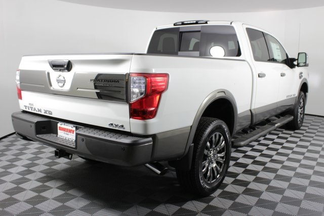 2019 Titan XD Crew Cab,  Pickup #D528914 - photo 1