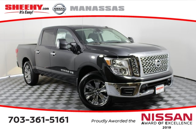 2019 Titan Crew Cab 4x4,  Pickup #D529036 - photo 1