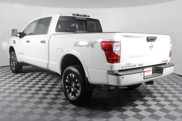 2019 Titan XD Crew Cab,  Pickup #D531047 - photo 7