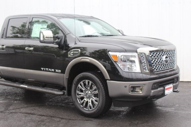 2018 Titan XD Crew Cab,  Pickup #D535759 - photo 5