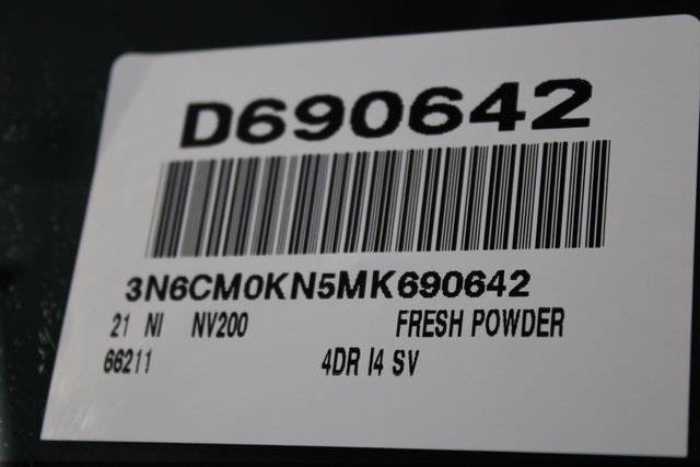 2021 Nissan NV200 4x2, Empty Cargo Van #D690642 - photo 29