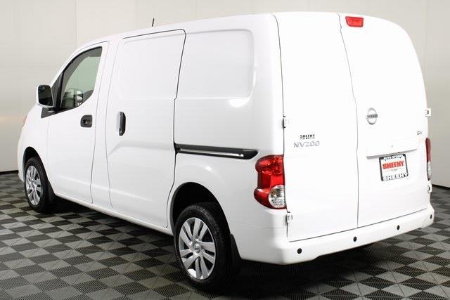 2021 Nissan NV200 4x2, Empty Cargo Van #D690642 - photo 5