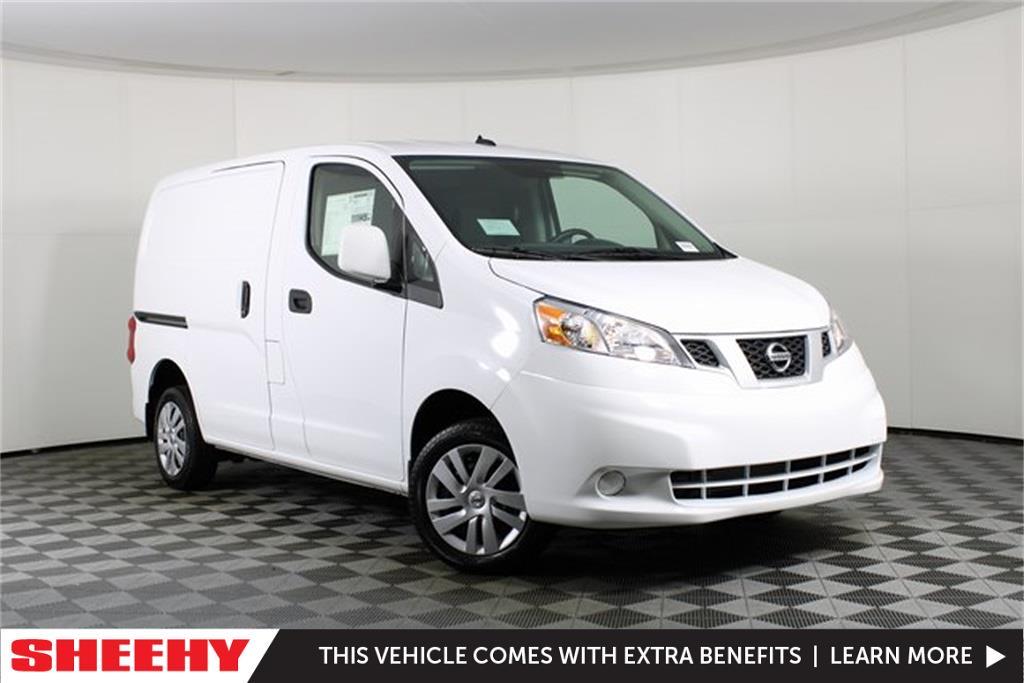 2021 Nissan NV200 4x2, Empty Cargo Van #D690658 - photo 1