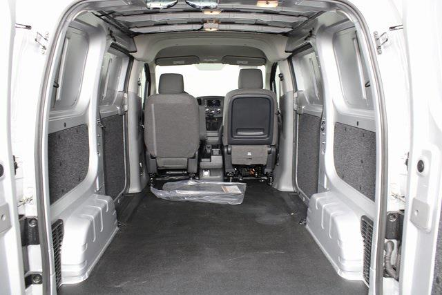2021 Nissan NV200 4x2, Empty Cargo Van #D690927 - photo 2