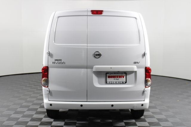 2020 NV200 4x2, Empty Cargo Van #D691422 - photo 7