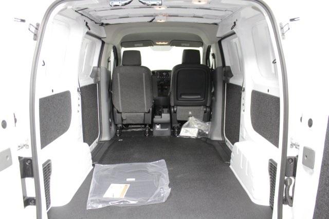 2020 Nissan NV200 4x2, Empty Cargo Van #D693602 - photo 1