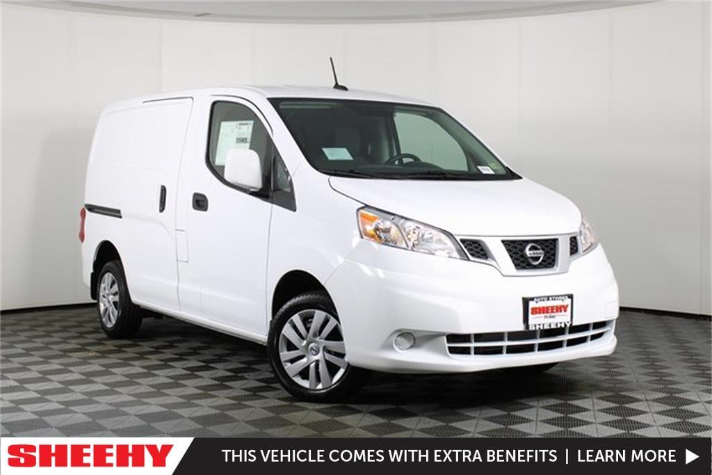 2021 Nissan NV200 4x2, Empty Cargo Van #D697462 - photo 1