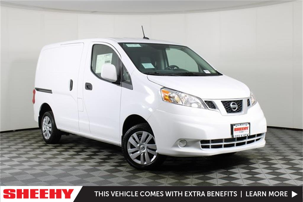 2021 Nissan NV200 4x2, Empty Cargo Van #D698296 - photo 1
