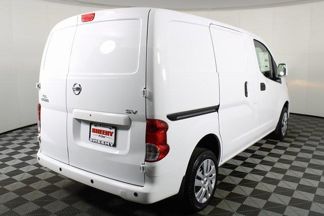 2021 Nissan NV200 4x2, Empty Cargo Van #D698296 - photo 7