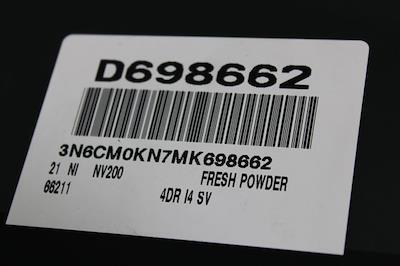 2021 Nissan NV200 4x2, Empty Cargo Van #D698662 - photo 26