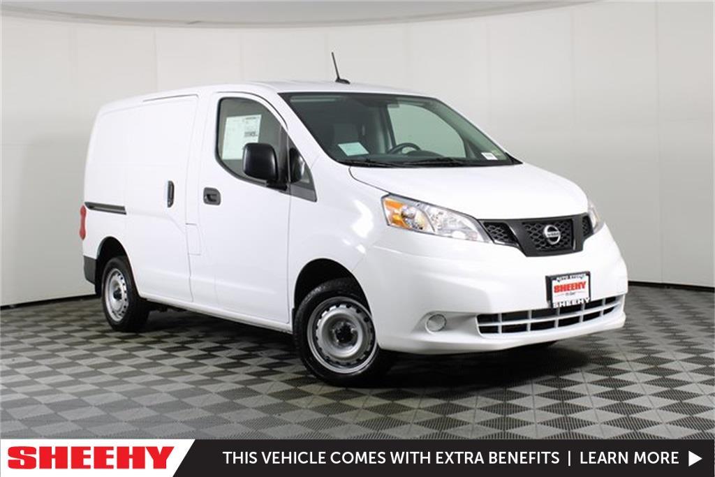 2021 Nissan NV200 4x2, Empty Cargo Van #D699615 - photo 1