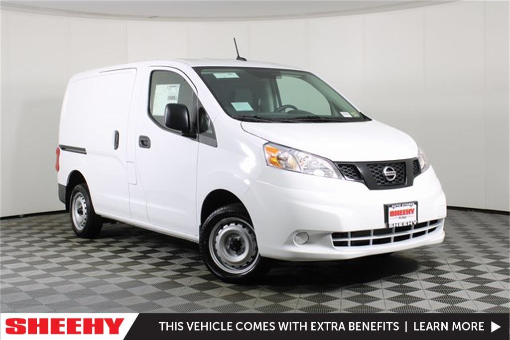 2021 Nissan NV200 4x2, Empty Cargo Van #D699699 - photo 1