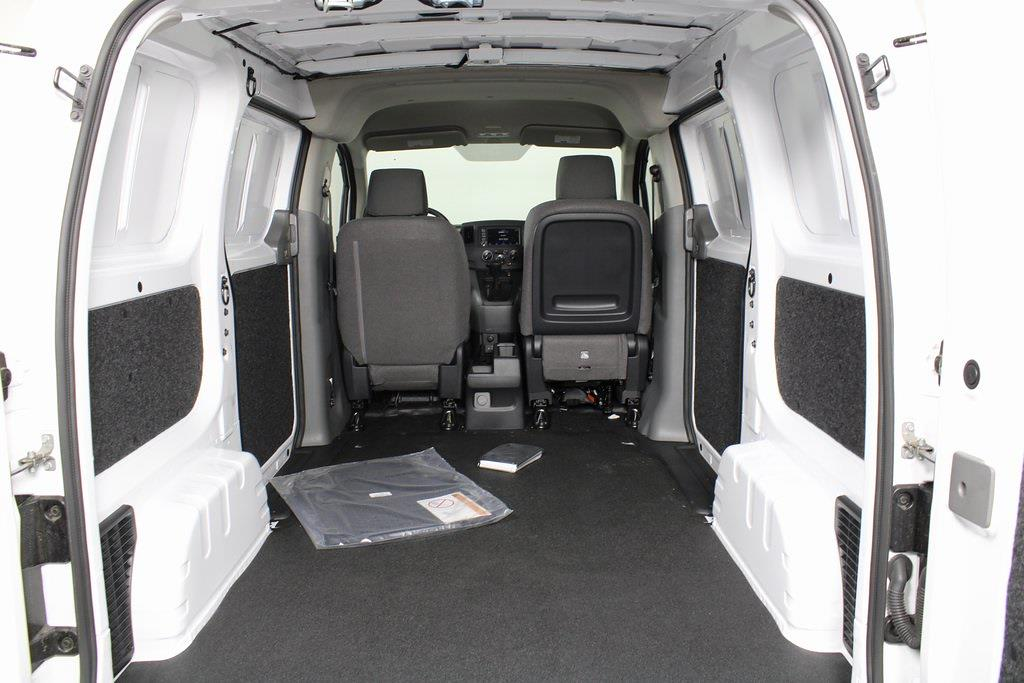 2021 Nissan NV200 4x2, Empty Cargo Van #D703861 - photo 1