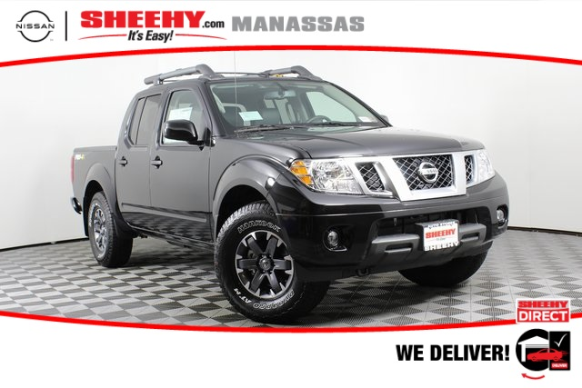 2020 Nissan Frontier Crew Cab 4x4, Pickup #D703887 - photo 1