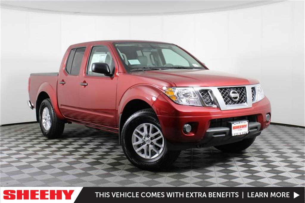 2021 Nissan Frontier 4x4, Pickup #D704188 - photo 1