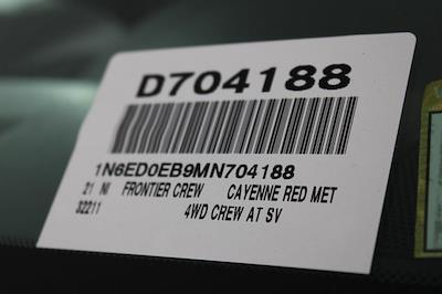 2021 Nissan Frontier 4x4, Pickup #D704188 - photo 26