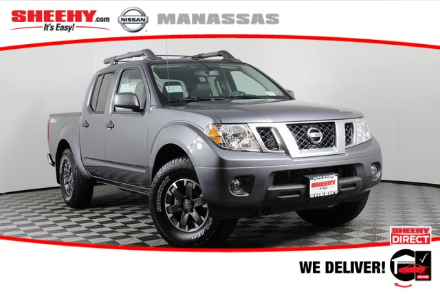2020 Nissan Frontier Crew Cab 4x4, Pickup #D704359 - photo 1