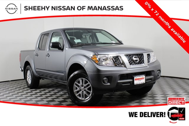 2020 Nissan Frontier Crew Cab 4x4, Pickup #D706670 - photo 1