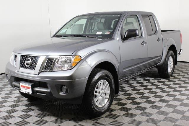 2020 Nissan Frontier Crew Cab 4x4, Pickup #D706670 - photo 5