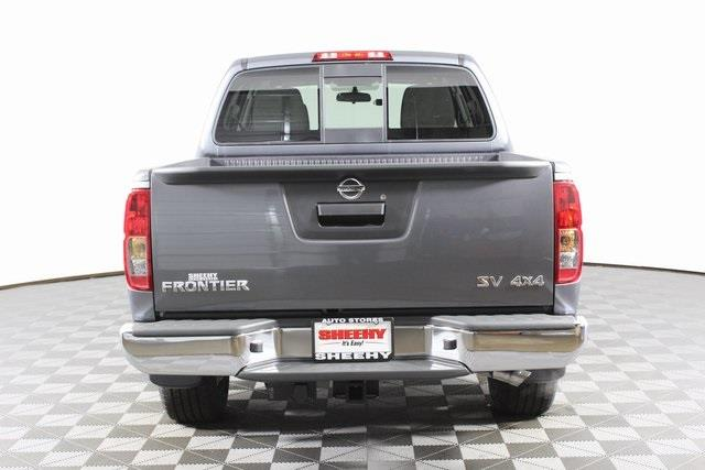 2020 Nissan Frontier Crew Cab 4x4, Pickup #D706670 - photo 7