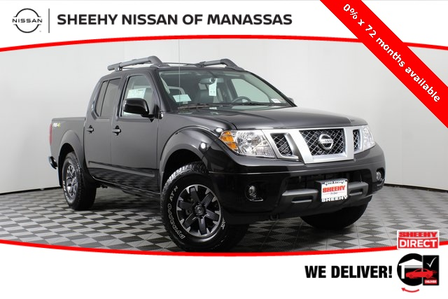 2020 Nissan Frontier Crew Cab 4x4, Pickup #D707600 - photo 1
