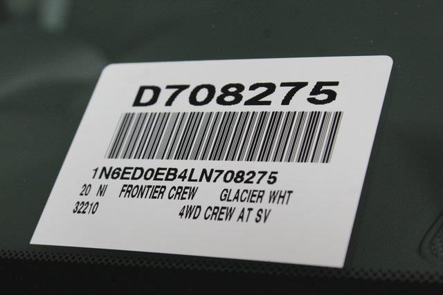 2020 Nissan Frontier Crew Cab 4x4, Pickup #D708275 - photo 30