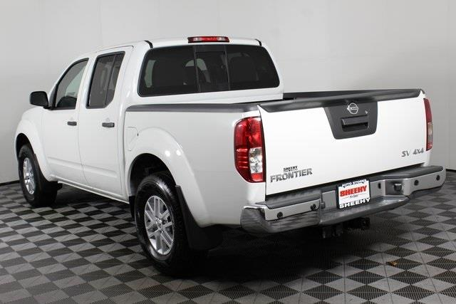 2020 Nissan Frontier Crew Cab 4x4, Pickup #D708275 - photo 6