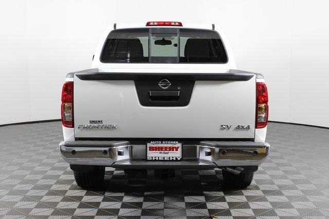 2020 Nissan Frontier Crew Cab 4x4, Pickup #D708275 - photo 7