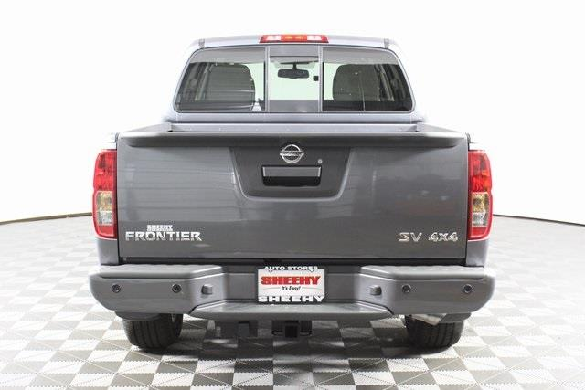 2020 Nissan Frontier Crew Cab 4x4, Pickup #D709731 - photo 7