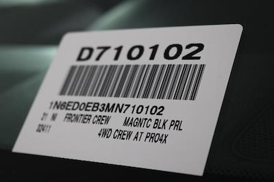 2021 Nissan Frontier 4x4, Pickup #D710102 - photo 28