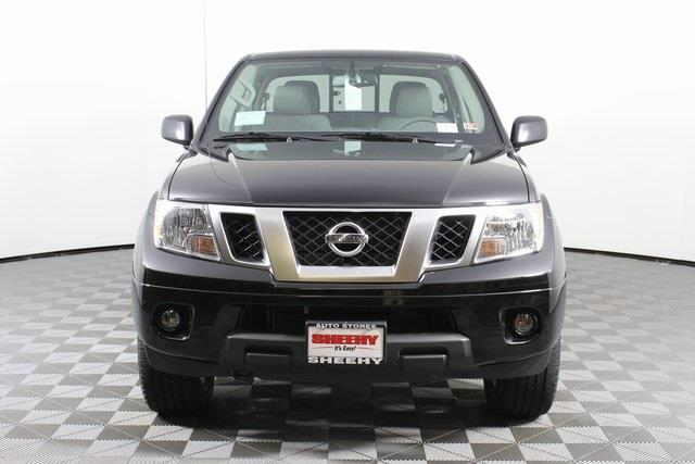 2020 Nissan Frontier Crew Cab 4x4, Pickup #D710204 - photo 4