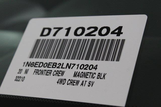 2020 Nissan Frontier Crew Cab 4x4, Pickup #D710204 - photo 26