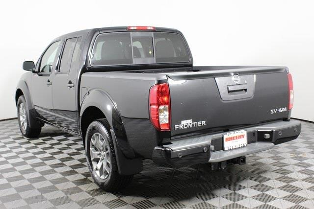 2020 Nissan Frontier Crew Cab 4x4, Pickup #D710204 - photo 6