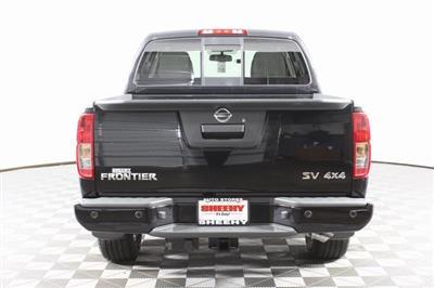 2020 Nissan Frontier Crew Cab 4x4, Pickup #D710204 - photo 6