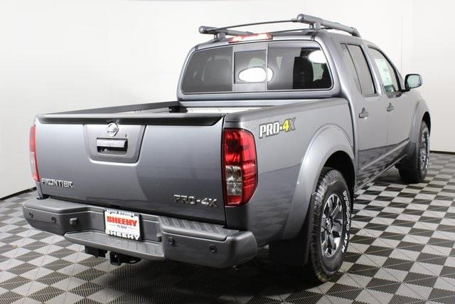 2020 Nissan Frontier Crew Cab 4x4, Pickup #D710861 - photo 1