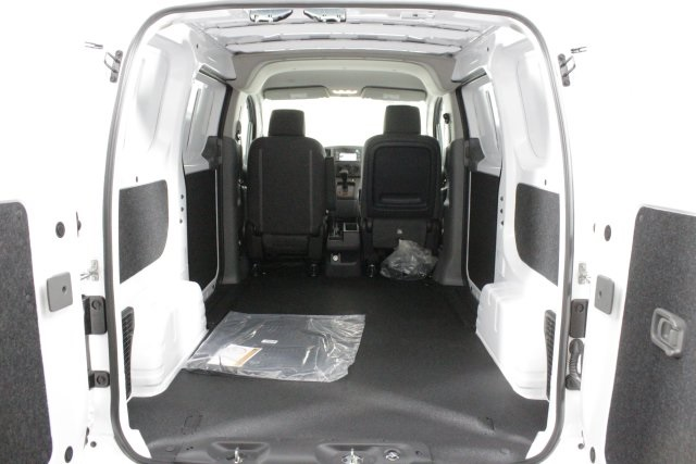 2019 Nissan NV200 4x2, Empty Cargo Van #D711506 - photo 1