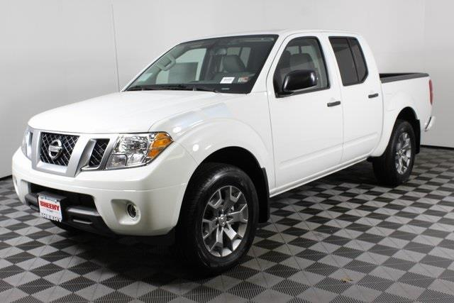 2020 Nissan Frontier Crew Cab 4x4, Pickup #D711564 - photo 4