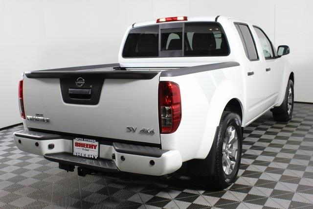 2020 Nissan Frontier Crew Cab 4x4, Pickup #D711564 - photo 7