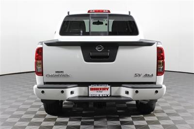 2020 Nissan Frontier Crew Cab 4x4, Pickup #D711564 - photo 6