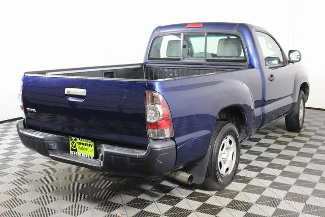 2011 Toyota Tacoma Regular Cab 4x2, Pickup #D711564A - photo 4