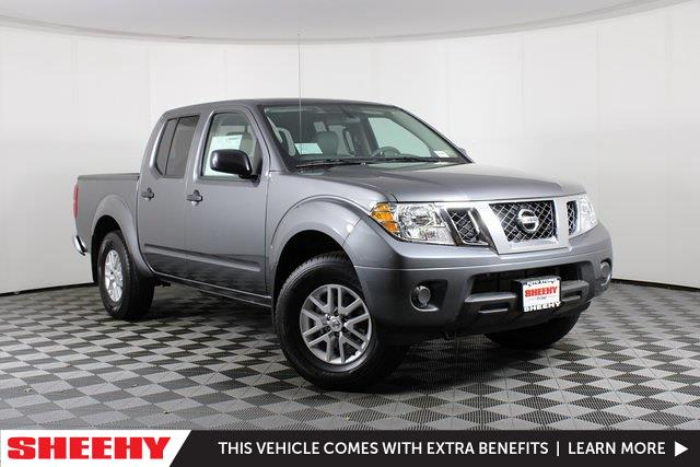 2021 Nissan Frontier 4x4, Pickup #D713156 - photo 1