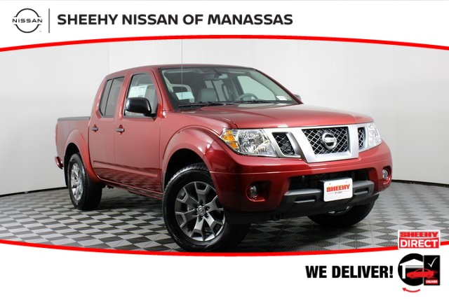 2020 Nissan Frontier Crew Cab 4x4, Pickup #D713333 - photo 1