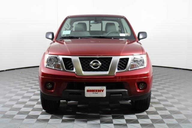 2020 Nissan Frontier Crew Cab 4x4, Pickup #D713333 - photo 4