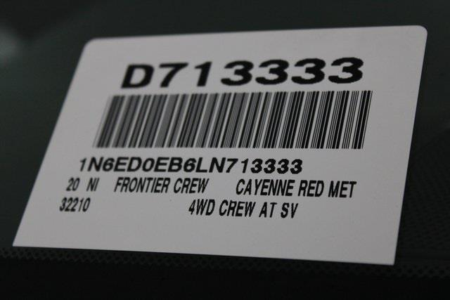2020 Nissan Frontier Crew Cab 4x4, Pickup #D713333 - photo 25
