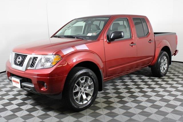 2020 Nissan Frontier Crew Cab 4x4, Pickup #D713333 - photo 5