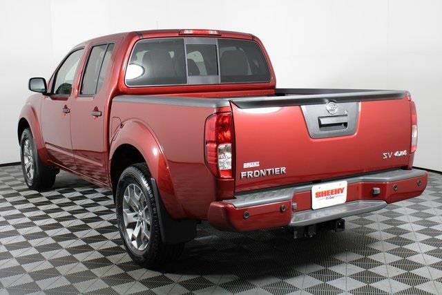 2020 Nissan Frontier Crew Cab 4x4, Pickup #D713333 - photo 6