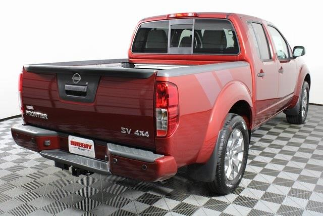 2020 Nissan Frontier Crew Cab 4x4, Pickup #D713333 - photo 7