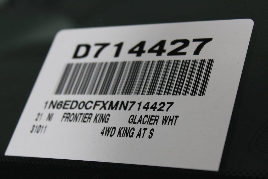2021 Nissan Frontier 4x4, Pickup #D714427 - photo 27